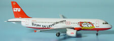 Herpa Wings 1:500 LTU Airbus A320 Bayer 04 Leverkusen id 502177 released 2004