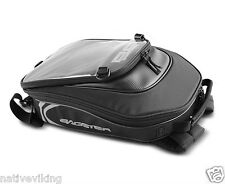 BAGSTER NEWSIGN TANK BAG 11 litres BLACK motorcycle tankbag 5818C1