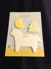 *Vintage Style Mini Horse, Moon & Tree Shaped Post-it Notes*