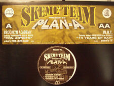 "SKEME TEAM  - CON ARTISTS / 14 YEARS OF RAP (12"") NON PHIXION + ARSONISTS 1999 ♫"
