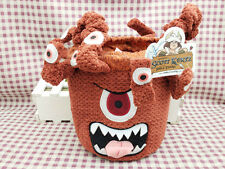Dungeons & Dragons Eye of the Beholder Plush Dice Bag by WeLoveFine
