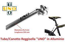 Tubo/Canotto ReggiSella UNO in Alluminio D 25,4mm per bici 26-28 Corsa Vintage