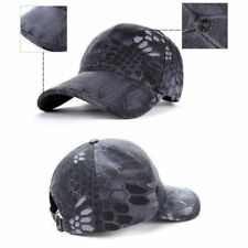 New Men Camouflage Military Adjustable Camo Hunting Fishing Army Baseball Cap