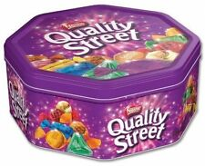 NEW Nestle Quality Street Chocolates 900g Tin Imported from England Candie VGF