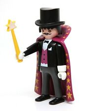 Playmobil Figure Victorian Circus Magician w/ Magic Wand Cape Hat 5511