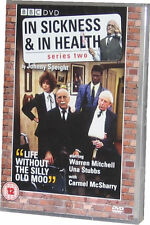 In Sickness And In Health DVD Series 2 - New Sealed