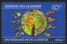 Ecuador 1935, MNH. Latin American Youth Year, 2008