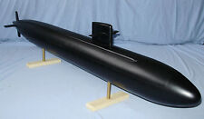 GRP model Los Angeles class submarine