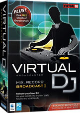 Encore Virtual Dj Broadcaster (Retail) - Full Version for Mac, Windows 26630