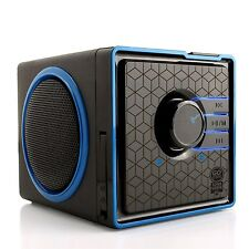 GOgroove SonaVERSE BX Portable Stereo Speaker System w/ Rechargeable Battery ...