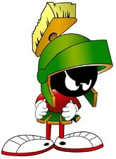Marvin the Martian Decals 5""