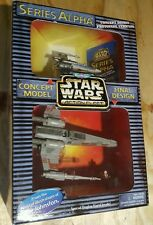 Star Wars Micro Machines Action Fleet - Alpha Series X-Wing, New, Sealed, USA Se
