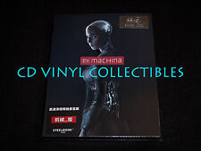 Ex Machina - HDzeta Numbered (#145) Lenticular Slip Blu-Ray Steelbook - New/Mint