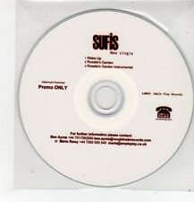 (FF569) Sufis, Wake Up - DJ CD