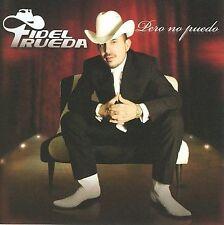 Pero No Puedo by Fidel Rueda (CD, Mar-2009, Fonovisa)