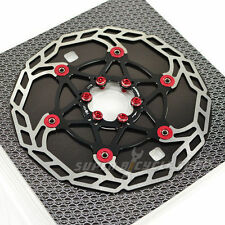 The World's Lightest Floating Rotor~ASHIMA Flo-Tor ARF-3 Disc Rotor,180mm,Black
