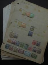 HUNGARY : Old Time Mint & Used collection on pages.