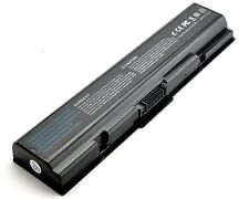 Battery for Toshiba Satellite A200 A210 A300 A500 L305 PA3533U-1BAS PA3534U-1BRS