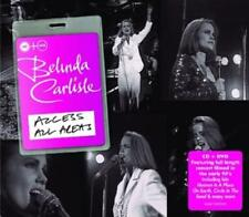 Access All Areas von Belinda Carlisle (2015), Neu OVP, CD & DVD !!!