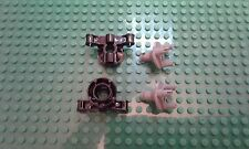 2 x NEW LEGO TECHNIC STEERING AXLE HUB ASSEMBLY PART NO : 4610378 & 6145859