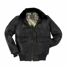 Cockpit USA Lambskin G1 Flight Jacket  NWT Medium Free Europe ship Z201035M