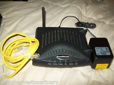 Siemens SpeedStream 6520 with Antenna modem/router combo with Free Shipping