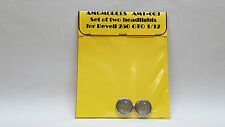 FERRARI 250 GTO - SET OF TWO HEADLIGHTS FOR REVELL 1/12 AMG AMT-003 N/ MFH MG