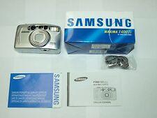 NEW GENUINE ORIGINAL Samsung Maxima 1400Ti 35mm ZOOM Film Camera 140mm LENS!!!!