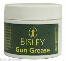 BISLEY MOLY GUN GREASE 50ml TUB AIR RIFLE SHOT GUN PISTOL MOLYBDENUM DISULPHIDE