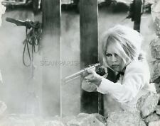 BRIGITTE BARDOT SHALAKO 1968 VINTAGE PHOTO ORIGINAL #1