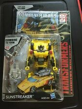 SALE! Transformers Combiner Wars Sunstreaker (not optimus primus) r67