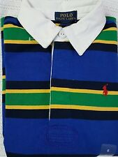 Brand new without tags polo ralph lauren garçons à manches longues polo shirt taille 6