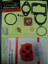 Kit Carburatore Motore Audi 50 LS GL 1.1 Vw Polo Scirocco 1100 Pierburg 31 PICT