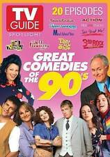 TV Guide Spotlight: Great Comedies of the 90's (DVD, 2014, 2-Disc Set)