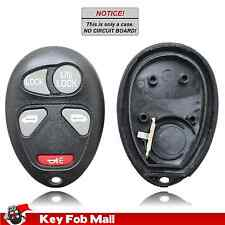 New Key Fob Remote Shell Case For a 2002 Chevrolet Venture w/ Dual Sliding Doors