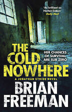 The Cold Nowhere (Jonathan Stride),GOOD Book