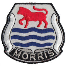 Morris (Mini Minor)  embroidered patch