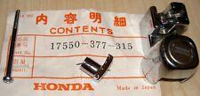 1960's-on Honda CB 250 350 750 NOS gas tank latch assembly 17550-377-315