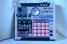 Roland SP-555 Creative Sampler with Performance Effects w/ 100-240v adaptor, 1GB