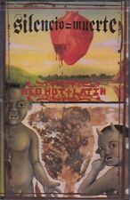 Silencio Muerte Red Hot Latin Cassette New
