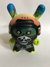 KidRobot Art of War D.O.A. ILoveDust I Love Dust Vinyl Figure Dunny 1/40
