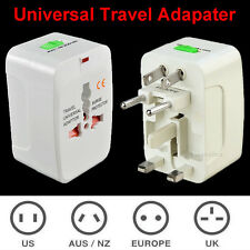 Universal viajes adaptador de poder convertir Protector Power Travel Adapter AC