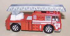 Brand New Matchbox Die Cast Fire Dept. Ladder Truck No. 28 W/O Box