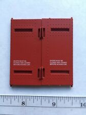 Lionel Parts ~ red auto door left and right