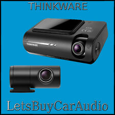 THINKWARE F770 FRONT & REAR DASHCAM BOTH FULL HD, GPS, WIFI & SPEED CAMERA, 32GB