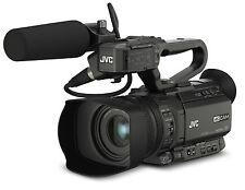 JVC GY-HM 200E, 4K, HD, SD -Camcorder - jetzt mit 120 Bilder bei 1920x1080