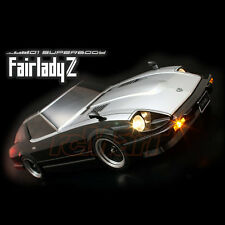 ABC Hobby NISSAN FAIRLADY 280Z S130 190mm Body 1:10 RC Cars Touring Drift #66122
