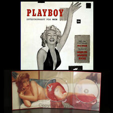 PLAYBOY MAGAZINE ISSUES 1-72 Complete 1953-1959 DVD Marilyn Monroe Bettie Page