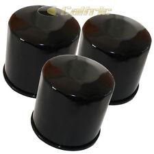 3 Pack Oil Filter FITS KAWASAKI KVF750 BRUTE FORCE 4X4I 749 750 2005-2014