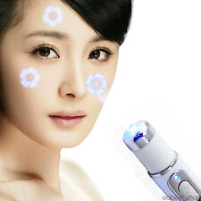 Face Therapy Acne Blue Light Laser Pen Soft Scar Wrinkle Removal Treatment x1